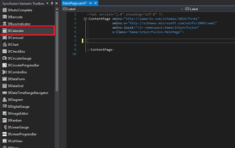 How To Install And Configure Syncfusion Essential Studio For Xamarin In Visual Studio 2017
