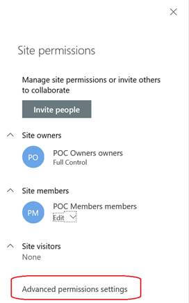 How To Provide Read Access To Microsoft Team Documents