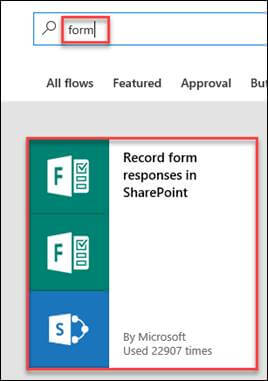 how to record microsoft form responses in sharepoint using microsoft