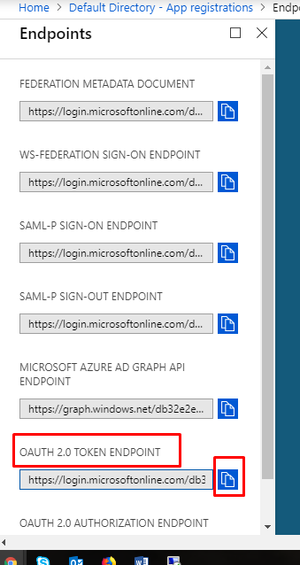 How To Register The App In Azure Active Directory