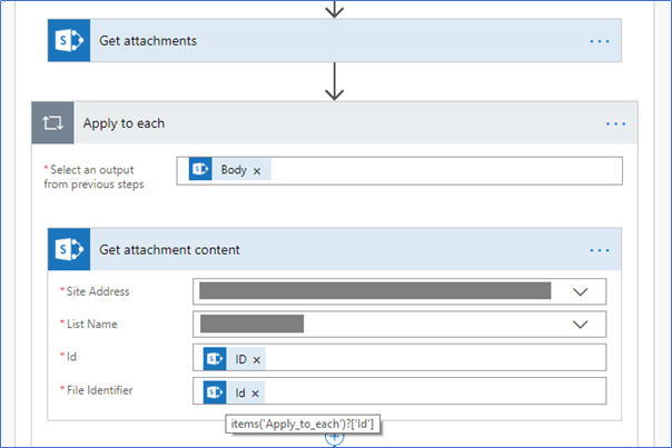 How To Send Listitem Attachments As Email Attachment From Flow