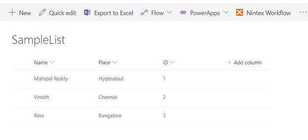 How To Trigger Flow's Email On Button Click In PowerApps