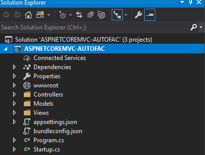 How To Use Third Party (Ioc) Container In ASP.NET Core MVC