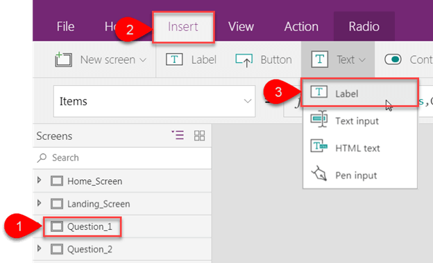 Timer Control in PowerApps