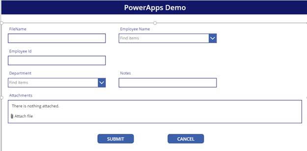 How To Use/Switch Screens On Microsoft PowerApps In Office 365