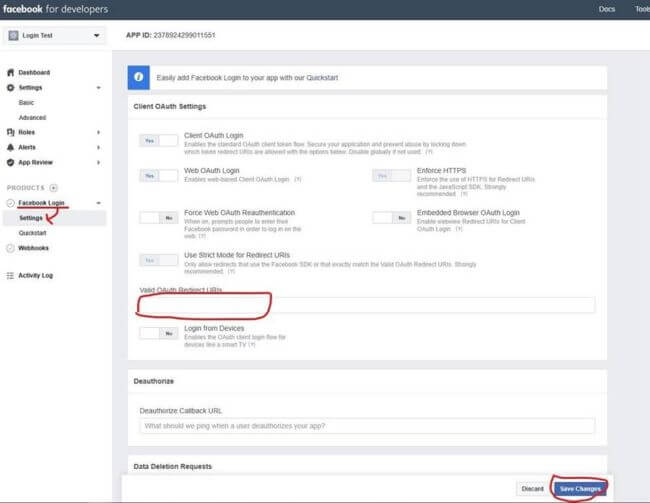 Implement Gmail And Facebook Based Authentication In ASP.NET Core 2.2