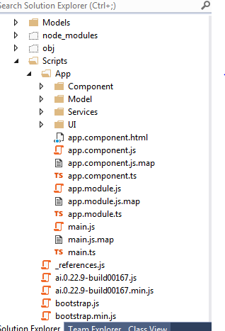 Implement Registration Form Using Angular With ASP.NET MVC