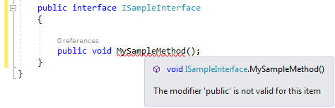Implementing Multiple Interfaces With The Same Method Signature In C#
