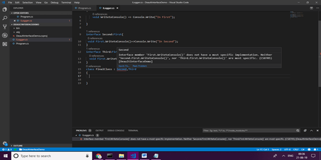 Interfaces In C# 8.0