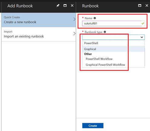 runbook automation
