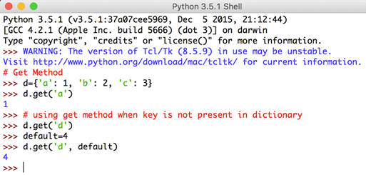 Jump Start With Python Dictionary Part Eight