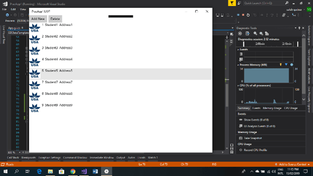 ListView And Creating List In Xamarin