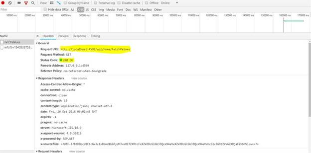 Making Proxy request in Angular / Fix CORS issue in Angular Application