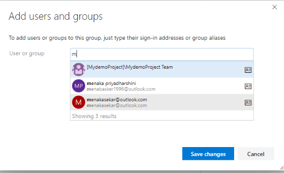 Manage User And Permissions In Azure Devops Service
