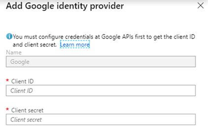 Microsoft Opens Azure Active Directory B2B Service To Add Google As An Identity Provider For B2B Guest Users