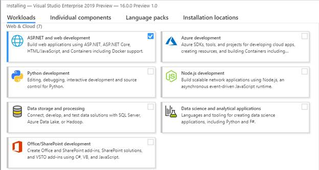 New Feature And Steps For Installing Visual Studio 2019 Preview