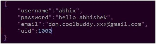 dummy text file