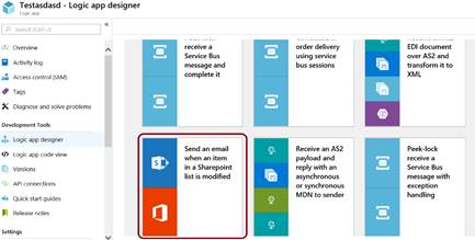 Overview Of Azure Logic App And Create Your First Logic App