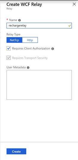 Azure Service Bus - Relay