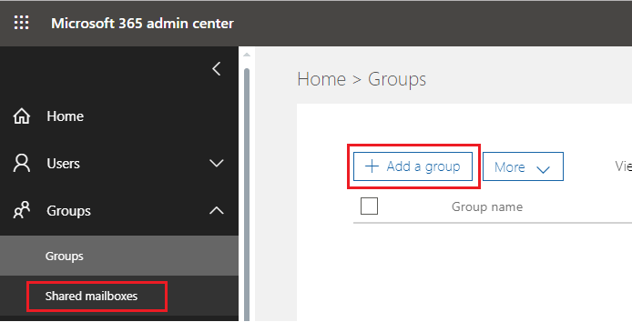 Overview Of Office 365 Admin Center