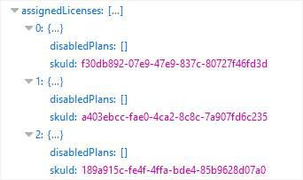Programmatically Access Office 365 User Licenses Using Microsoft Graph