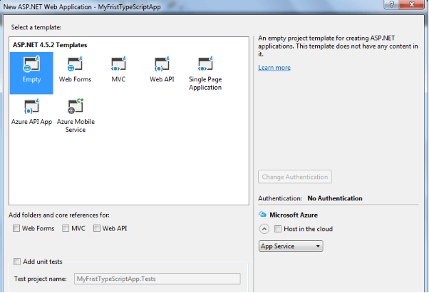 how to add a new class visual studio