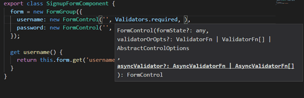 Asynchronous Validations