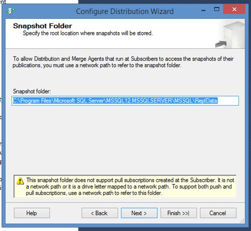 how to start replication in sql server