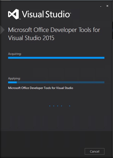 Set up sharepoint server 2016 project templates for visual studio 2015 office templates flashek Images