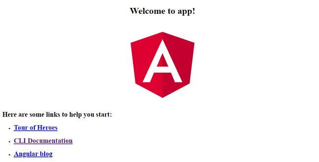 Setting Up Angular 7 Development Environment