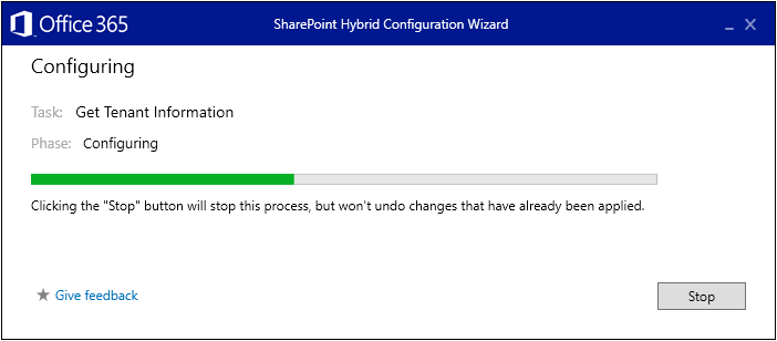 SharePoint 2019 - Enable Hybrid Experience
