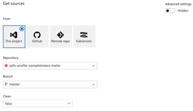 SharePoint Framework Web Part - Continuous Integration And Delivery