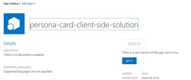 SharePoint Online - Install / Upgrade App From App Catalog Out Of The Box