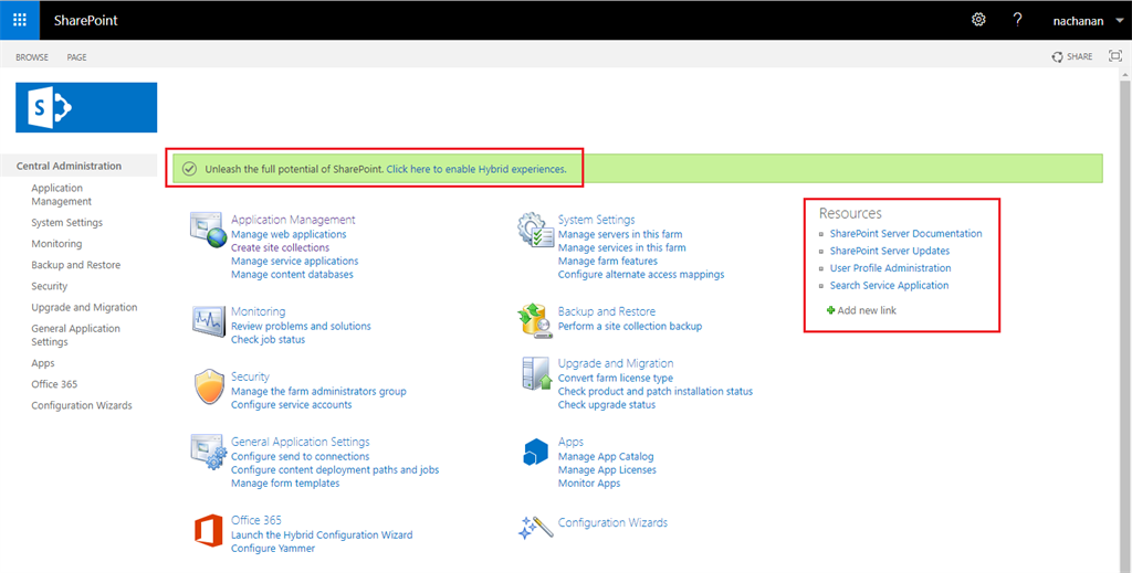 SharePoint Server 2019 Features Overview