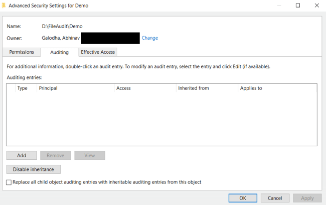 Solving the Mystery - Who deleted that file