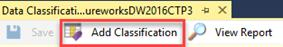 SQL Data Discovery And Classification In SSMS