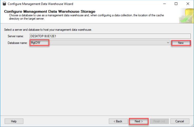 SQL Server Data Collection And Management Data Warehouse