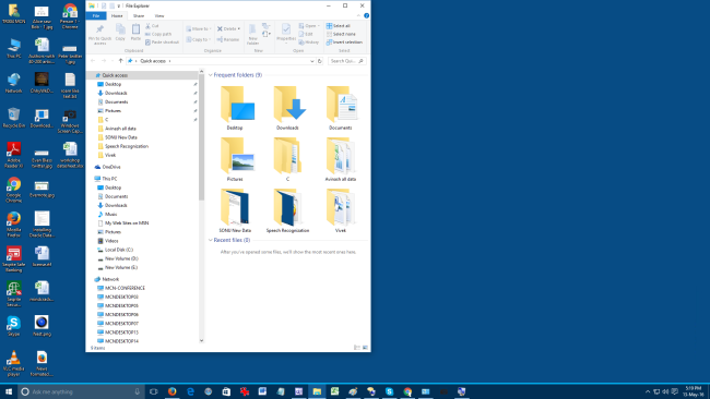 how to start windows explorer after killing it windows 10