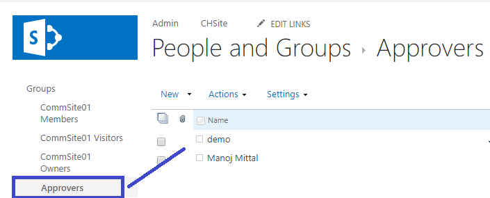 Sync SPO Group Users to SPO Lists using MSFlow