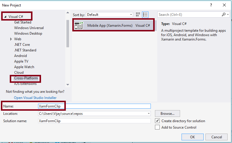 How To Use Clipboard In Xamarin Forms Application Using Xamarin Essentials For Android And UWP
