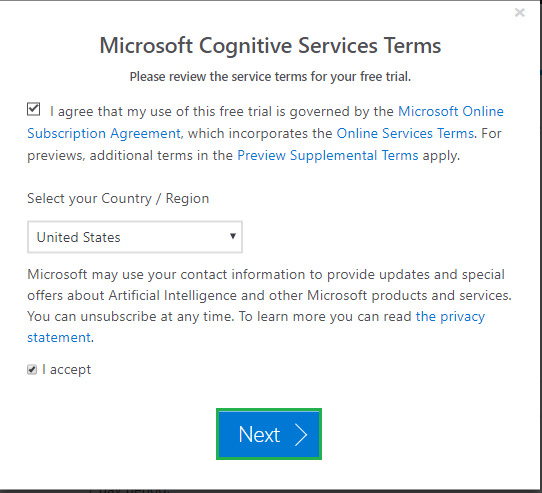 Xamarin.Forms - Bing News Search Using Cognitive Service