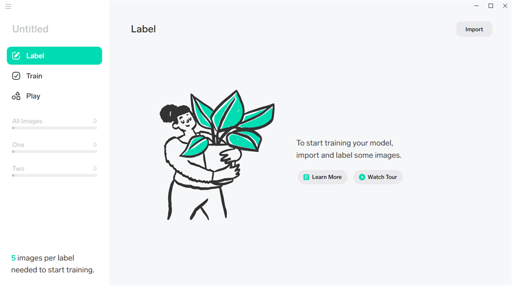 A No Code And Free Machine Learning Application Called Lobe