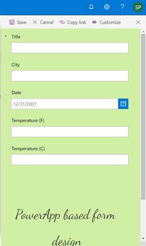 Top 5 Applications For Designing Attractive Forms In SharePoint