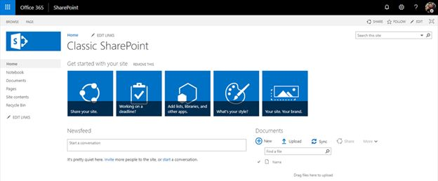 Transform Classic SharePoint Pages to Modern Look and Feel