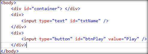 how to add jquery function in html