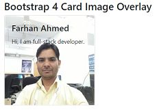 Cards In Bootstrap