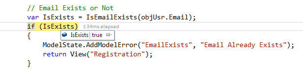 User Registration And Login Form With E-Mail Notification In MVC