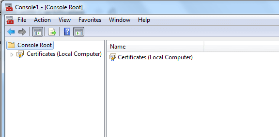 WCF Message Security Using Certificates