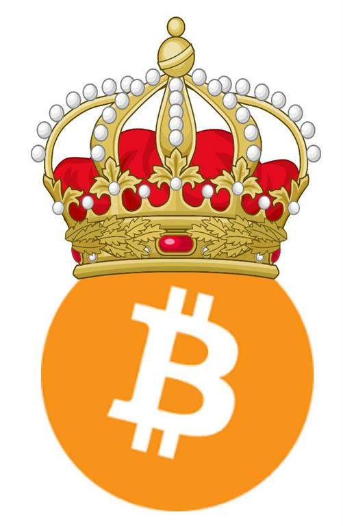 Bitcoin King of Blockchain