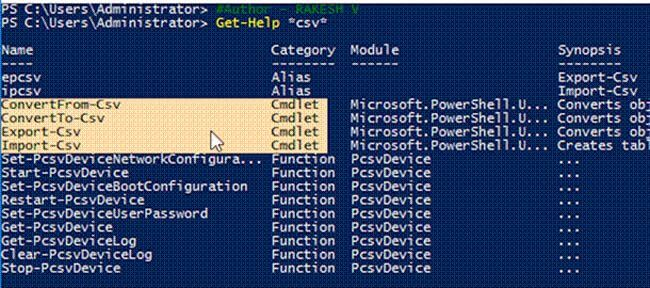 Windows PowerShell